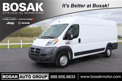 2018 ProMaster 3500 High Roof FWD,  Empty Cargo Van #M181318 - photo 1