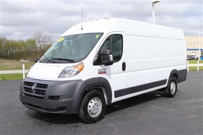 2018 ProMaster 3500 High Roof FWD,  Empty Cargo Van #M181318 - photo 10