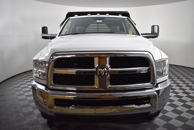 2018 Ram 3500 Regular Cab DRW 4x4,  Crysteel Dump Body #M181338 - photo 6
