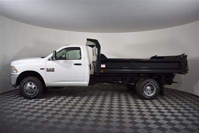 2018 Ram 3500 Regular Cab DRW 4x4,  Crysteel E-Tipper Dump Body #M181338 - photo 3