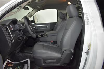 2018 Ram 3500 Regular Cab DRW 4x4,  Crysteel E-Tipper Dump Body #M181338 - photo 8