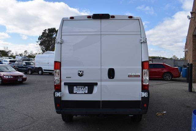 2018 ProMaster 2500 High Roof FWD,  Empty Cargo Van #M181340 - photo 5
