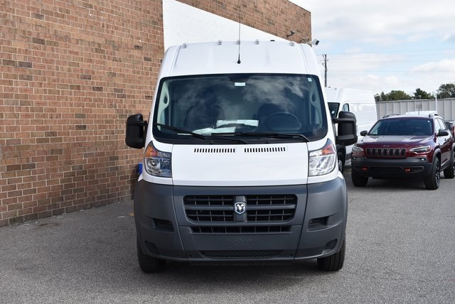 2018 ProMaster 2500 High Roof FWD,  Empty Cargo Van #M181340 - photo 8