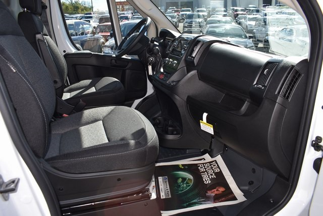 2018 ProMaster 3500 High Roof FWD,  Empty Cargo Van #M181341 - photo 26