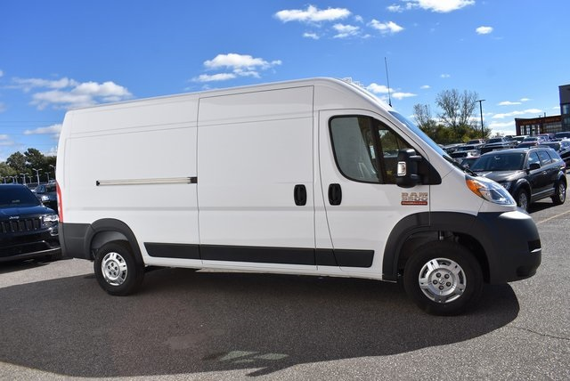 2018 ProMaster 3500 High Roof FWD,  Empty Cargo Van #M181341 - photo 4