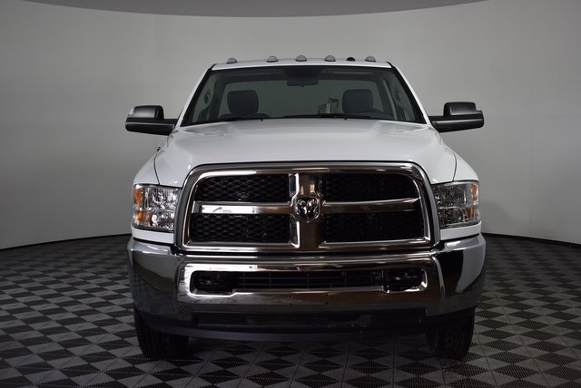 2018 Ram 3500 Regular Cab DRW 4x4,  Cab Chassis #M181346 - photo 8