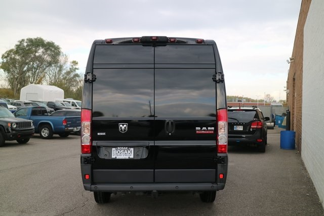2018 ProMaster 3500 High Roof FWD,  Empty Cargo Van #M181348 - photo 5