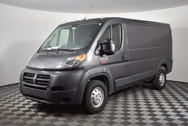 2018 ProMaster 1500 Standard Roof FWD,  Empty Cargo Van #M181349 - photo 9