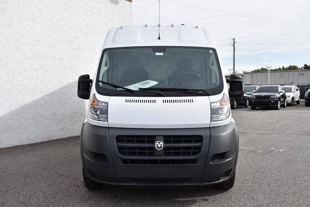 2018 ProMaster 2500 High Roof FWD,  Empty Cargo Van #M181351 - photo 9