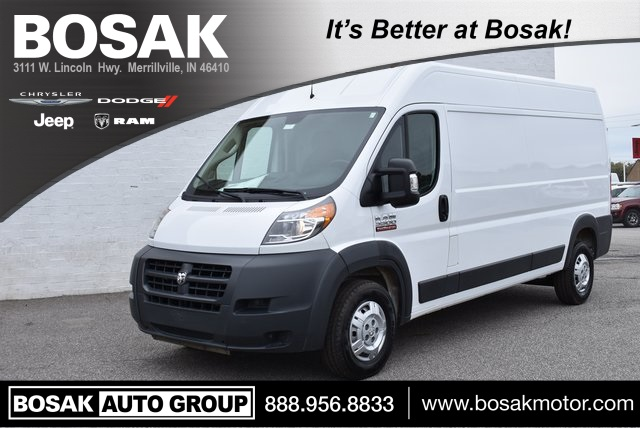 2018 ProMaster 3500 High Roof FWD,  Empty Cargo Van #M181365 - photo 1