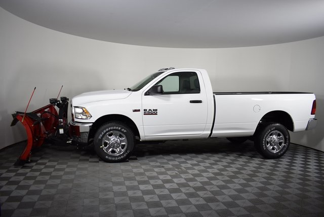 2018 Ram 2500 Regular Cab 4x4,  Pickup #M181375 - photo 3