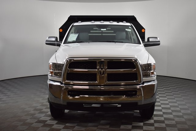 2018 Ram 3500 Regular Cab DRW 4x2,  Monroe Dump Body #M181445 - photo 7