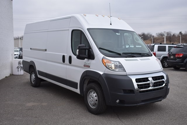 2018 ProMaster 3500 High Roof FWD,  Empty Cargo Van #M181447 - photo 7