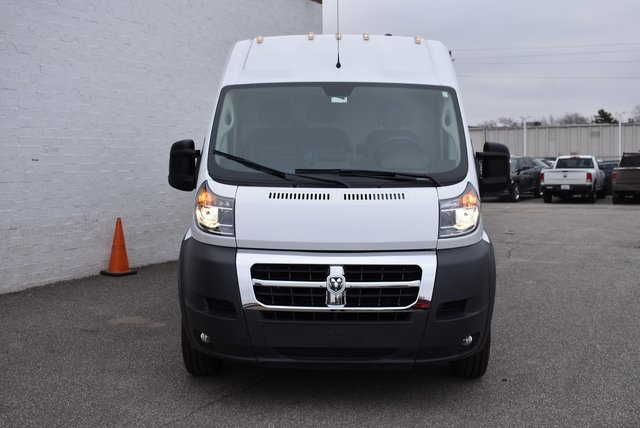2018 ProMaster 3500 High Roof FWD,  Empty Cargo Van #M181447 - photo 8