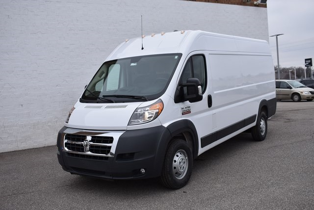 2018 ProMaster 3500 High Roof FWD,  Empty Cargo Van #M181447 - photo 9