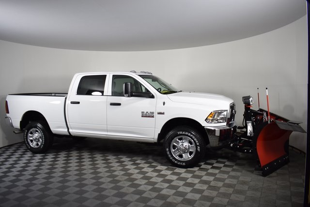 2018 Ram 2500 Crew Cab 4x4,  Pickup #M181454 - photo 3