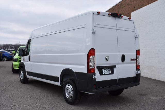 2018 ProMaster 3500 High Roof FWD,  Empty Cargo Van #M181458 - photo 4