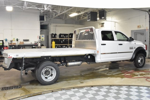 2018 Ram 5500 Crew Cab DRW 4x4,  Knapheide Platform Body #M181474 - photo 6