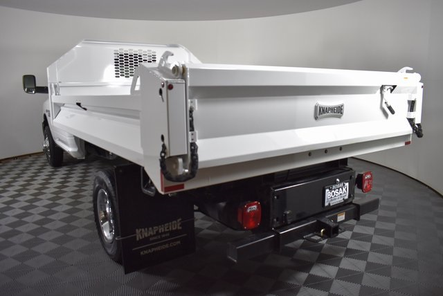 2018 Ram 3500 Regular Cab DRW 4x2,  Knapheide Drop Side Dump Body #M181475 - photo 2