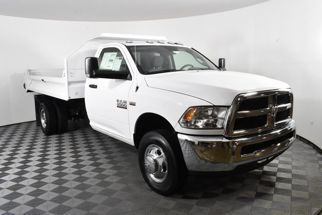2018 Ram 3500 Regular Cab DRW 4x2,  Knapheide Drop Side Dump Body #M181475 - photo 5