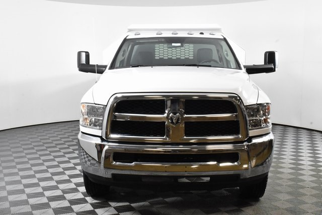 2018 Ram 3500 Regular Cab DRW 4x2,  Knapheide Drop Side Dump Body #M181475 - photo 6