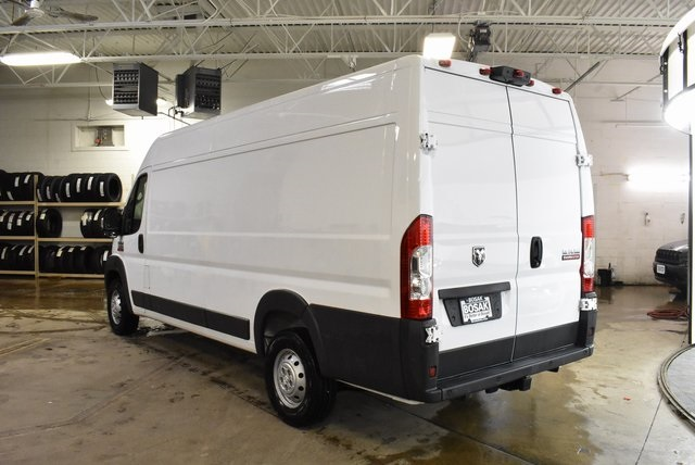 2018 ProMaster 3500 High Roof FWD,  Empty Cargo Van #M181492 - photo 4