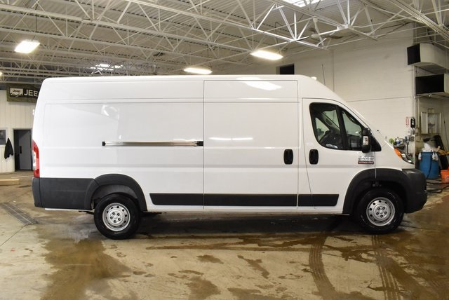 2018 ProMaster 3500 High Roof FWD,  Empty Cargo Van #M181492 - photo 7