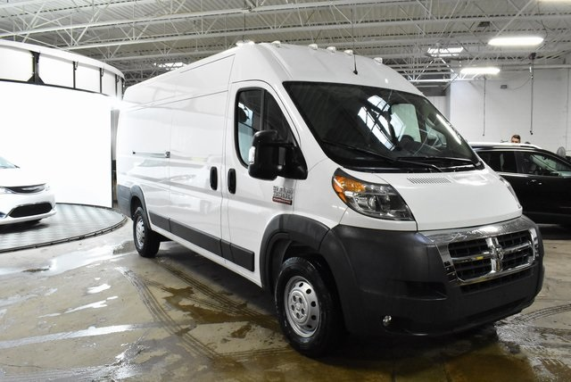 2018 ProMaster 3500 High Roof FWD,  Empty Cargo Van #M181492 - photo 8