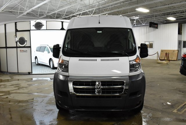 2018 ProMaster 3500 High Roof FWD,  Empty Cargo Van #M181492 - photo 9
