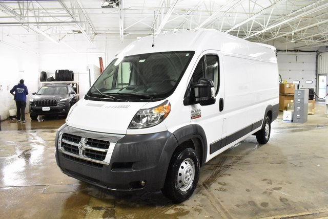 2018 ProMaster 3500 High Roof FWD,  Empty Cargo Van #M181492 - photo 10