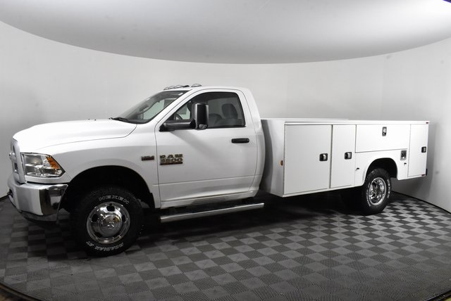2018 Ram 3500 Regular Cab DRW 4x4,  Knapheide Service Body #M181497 - photo 3