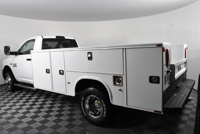 2018 Ram 3500 Regular Cab DRW 4x4,  Knapheide Service Body #M181497 - photo 2