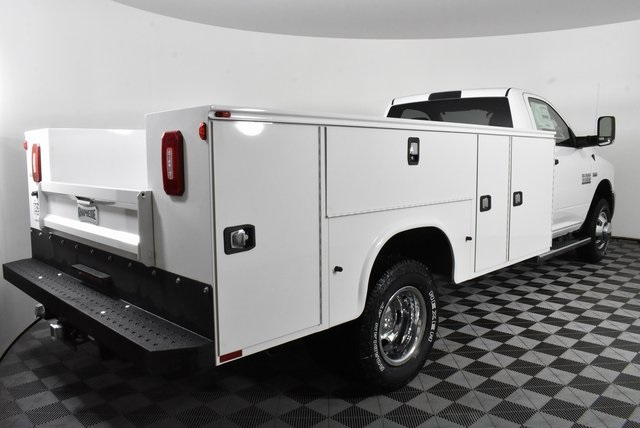2018 Ram 3500 Regular Cab DRW 4x4,  Knapheide Service Body #M181497 - photo 4