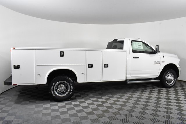 2018 Ram 3500 Regular Cab DRW 4x4,  Knapheide Service Body #M181497 - photo 5