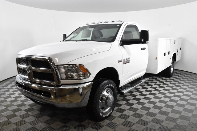 2018 Ram 3500 Regular Cab DRW 4x4,  Knapheide Service Body #M181497 - photo 8