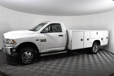2018 Ram 3500 Regular Cab DRW 4x4,  Knapheide Aluminum Service Body #M181497 - photo 3