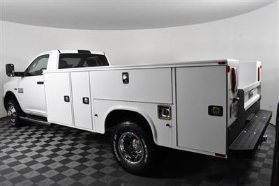 2018 Ram 3500 Regular Cab DRW 4x4,  Knapheide Aluminum Service Body #M181497 - photo 2