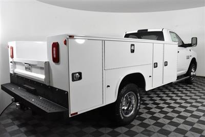2018 Ram 3500 Regular Cab DRW 4x4,  Knapheide Aluminum Service Body #M181497 - photo 4