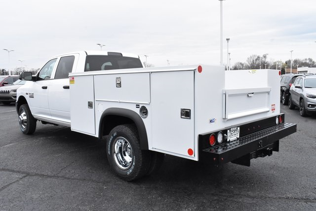 2018 Ram 3500 Crew Cab DRW 4x4,  Monroe Service Body #M181515 - photo 2