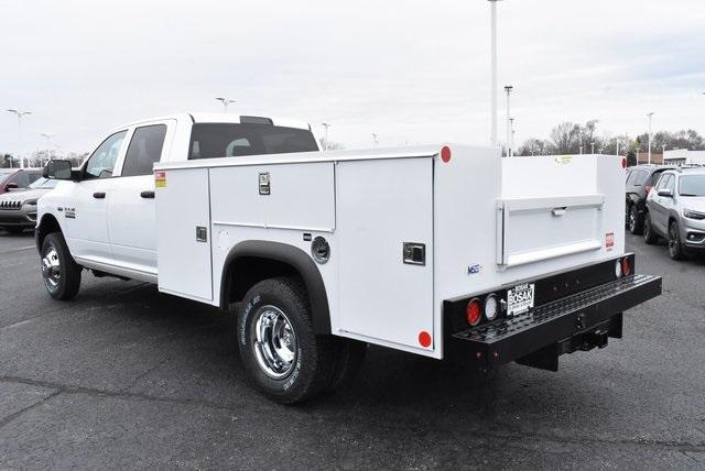 2018 Ram 3500 Crew Cab DRW 4x4,  Monroe MSS II Deluxe Service Body #M181515 - photo 2