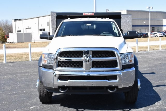 2018 Ram 5500 Crew Cab DRW 4x4,  Rugby Dump Body #M181517 - photo 5