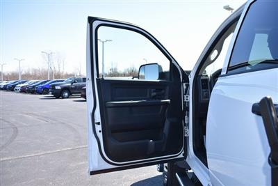 2018 Ram 5500 Crew Cab DRW 4x4,  Rugby Eliminator LP Steel Dump Body #M181517 - photo 16