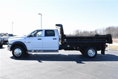 2018 Ram 5500 Crew Cab DRW 4x4,  Rugby Eliminator LP Steel Dump Body #M181517 - photo 2