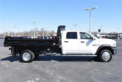 2018 Ram 5500 Crew Cab DRW 4x4,  Rugby Eliminator LP Steel Dump Body #M181517 - photo 3
