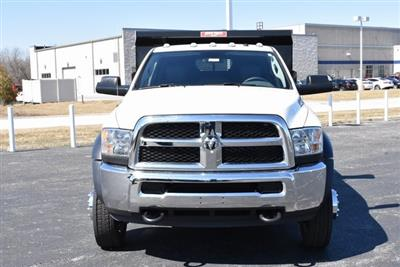 2018 Ram 5500 Crew Cab DRW 4x4,  Rugby Eliminator LP Steel Dump Body #M181517 - photo 5