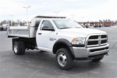 2018 Ram 5500 Regular Cab DRW 4x4,  Monroe MTE-Zee SST Series Dump Body #M181524 - photo 4