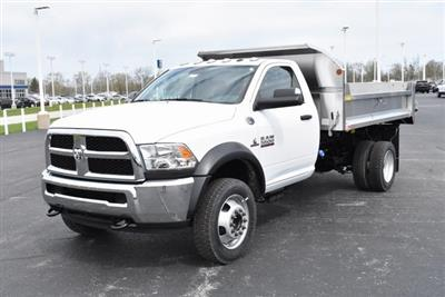 2018 Ram 5500 Regular Cab DRW 4x4,  Monroe MTE-Zee SST Series Dump Body #M181524 - photo 6