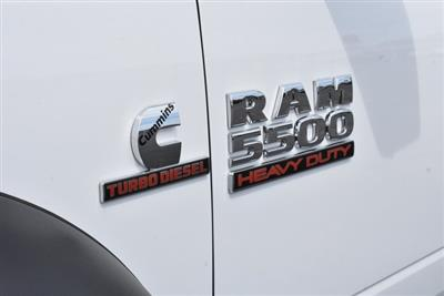 2018 Ram 5500 Regular Cab DRW 4x4,  Monroe MTE-Zee SST Series Dump Body #M181524 - photo 7