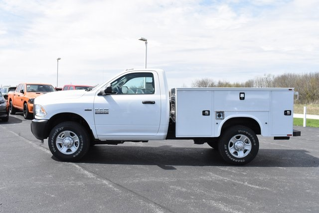 2018 Ram 2500 Regular Cab 4x4,  Knapheide Standard Service Body #M181525 - photo 2