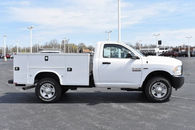 2018 Ram 2500 Regular Cab 4x4,  Knapheide Standard Service Body #M181525 - photo 3